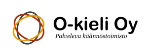 O-kieli Oy logo